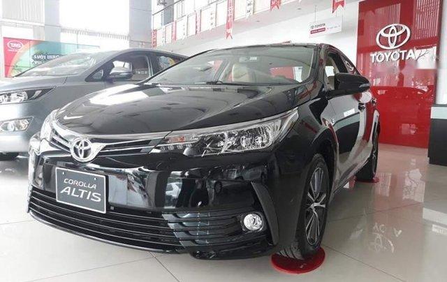 Bán xe Toyota Corolla Altis năm 2019, tặng ngay gói khuyến mãi hè1