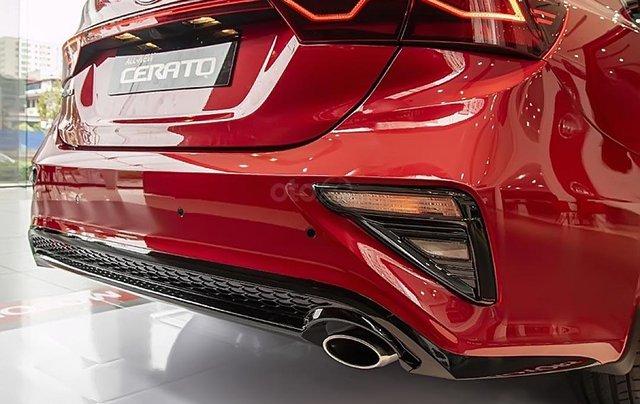 Cần bán Kia Cerato 2.0 AT Premium đời 2019, màu đỏ, giá 675tr1
