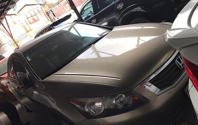 Cần bán gấp Honda Accord 2.4 AT năm 2007, nhập khẩu xe gia đình0