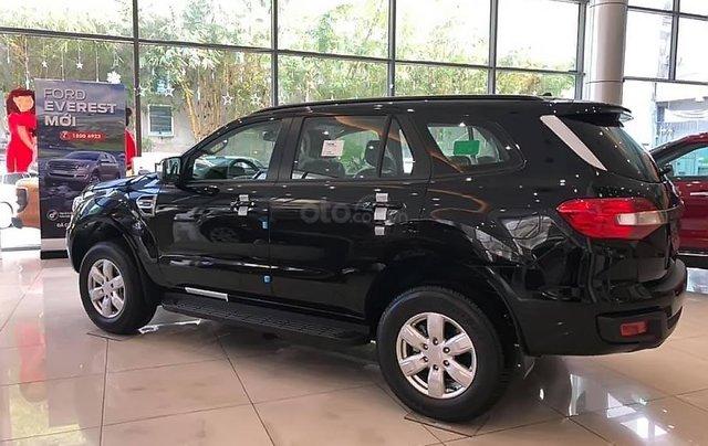 Cần bán xe Ford Everest Ambiente 2.0 4x2 AT sản xuất 2019, màu đen, xe nhập1
