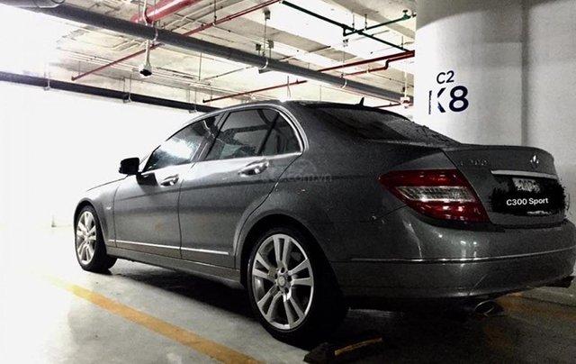 Bán Mercedes C300 Avantgarde sản xuất 2010, màu xám chính chủ, 550tr1