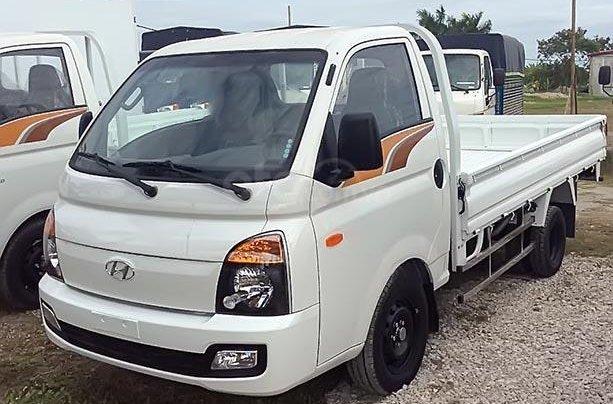 Bán Hyundai Porter H150 sản xuất 2018, màu trắng, giá 395tr0