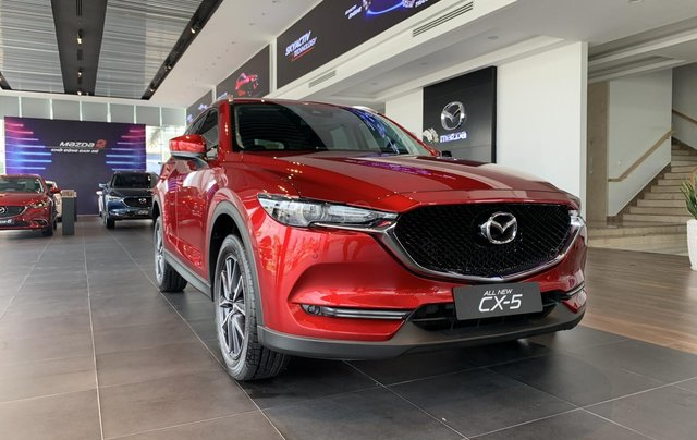 Mazda CX5 chưa bao giờ hết độ hót, nhận ngay khuyến mãi khủng2