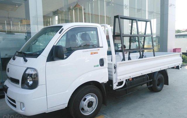 Bán ô tô Thaco Kia K250, động cơ Hyundai sản xuất năm 2019, thùng cải tạo chở kính - Bình Dương - 09448139120