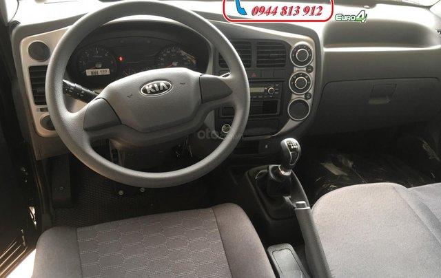 Bán ô tô Thaco Kia K250, động cơ Hyundai sản xuất năm 2019, thùng cải tạo chở kính - Bình Dương - 09448139124