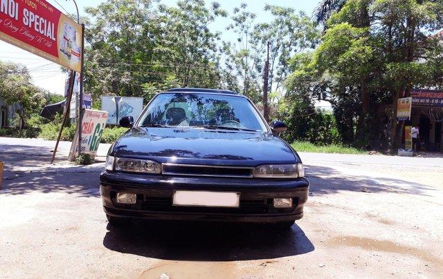 Bán Honda Accord đời 1996, màu đen, nhập khẩu nguyên chiếc, 70tr1