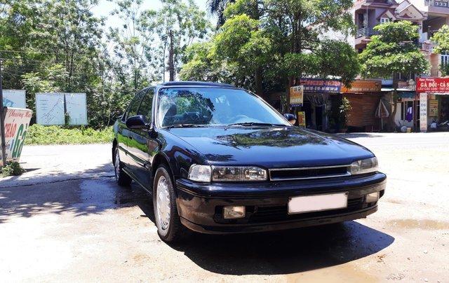 Bán Honda Accord đời 1996, màu đen, nhập khẩu nguyên chiếc, 70tr2