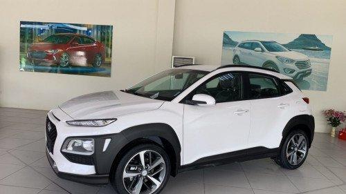 Bán xe Hyundai Kona 2.0 AT 2019, màu trắng giá cạnh tranh2