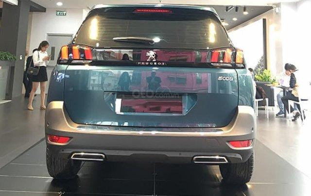 Bán Peugeot 5008 1.6 AT đời 2019, màu xanh lam1