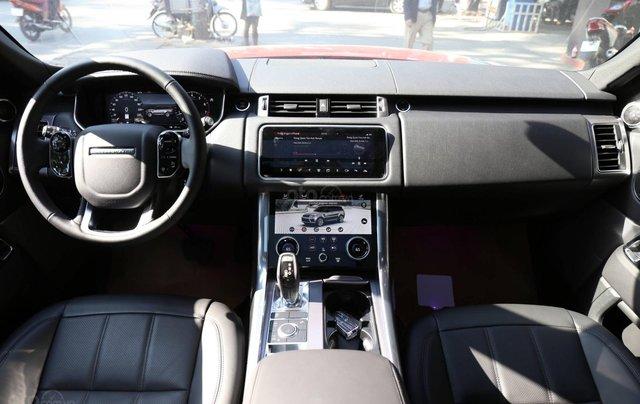 Bán LandRover Range Rover Sport HSE model 2019 màu đỏ, xe nhập mới 100%3
