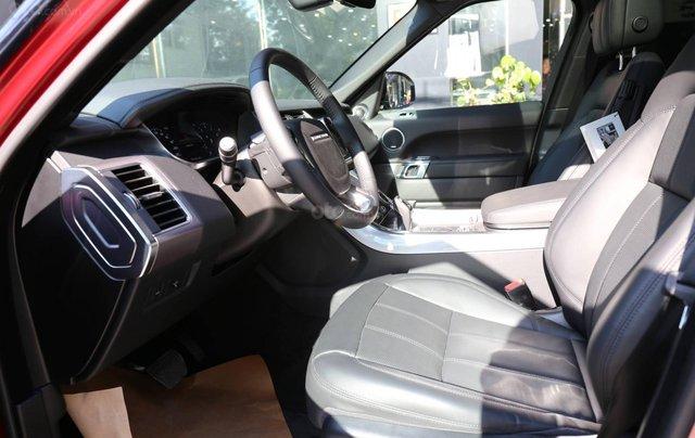 Bán LandRover Range Rover Sport HSE model 2019 màu đỏ, xe nhập mới 100%4