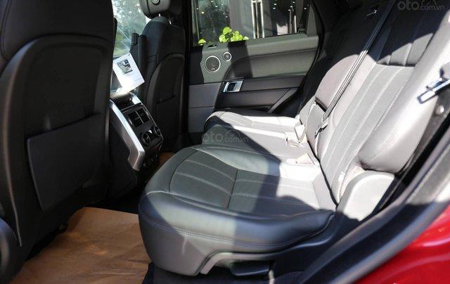 Bán LandRover Range Rover Sport HSE model 2019 màu đỏ, xe nhập mới 100%5