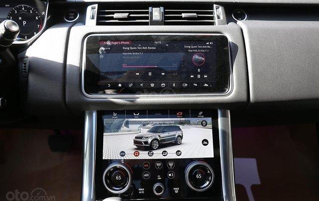 Bán LandRover Range Rover Sport HSE model 2019 màu đỏ, xe nhập mới 100%10