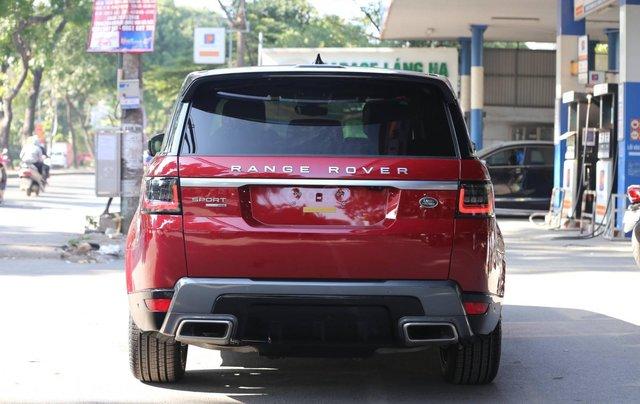Bán LandRover Range Rover Sport HSE model 2019 màu đỏ, xe nhập mới 100%13