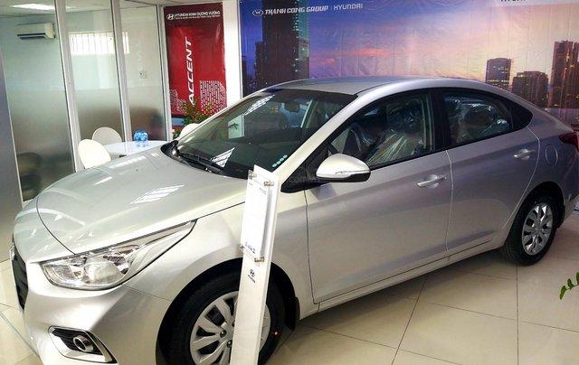 Hyundai Accent 2019, giá tốt bao giấy tờ đăng ký grab, hợp tác xã miễn phí, xe đủ màu giao ngay toàn quốc2