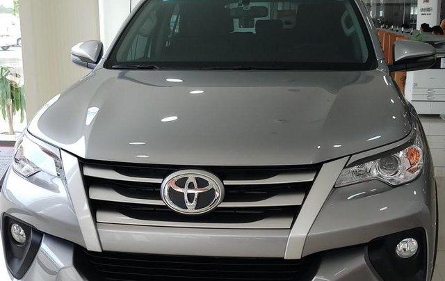 Bán xe Toyota Fortuner 2.4G MT năm 2019, đủ màu, mới 100% giao ngay0