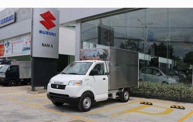 Bán Suzuki Pro nhập khẩu, thùng kín giá tốt - 0966 640 9271