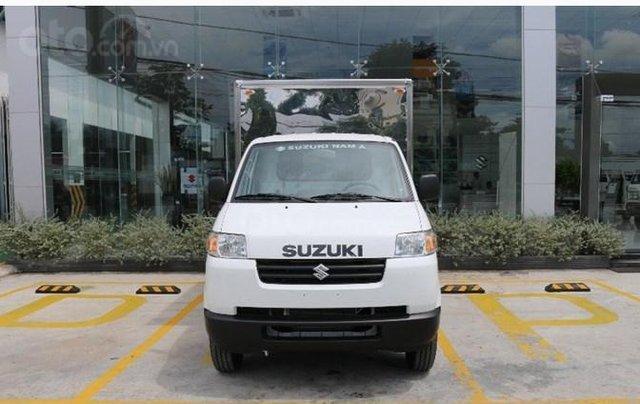 Bán Suzuki Pro nhập khẩu, thùng kín giá tốt - 0966 640 9270