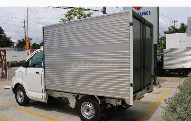 Bán Suzuki Pro nhập khẩu, thùng kín giá tốt - 0966 640 9273