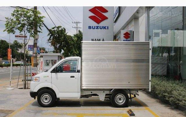 Bán Suzuki Pro nhập khẩu, thùng kín giá tốt - 0966 640 9272