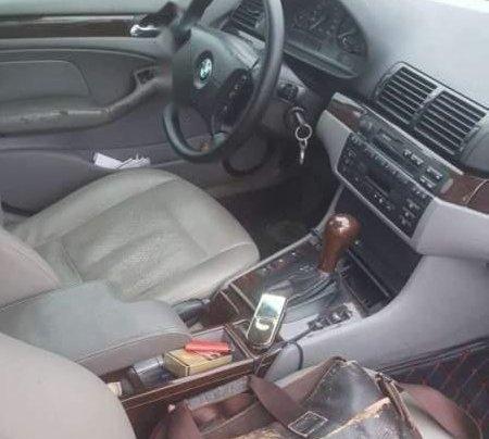 Bán BMW 318i đời 2003, màu bạc, chính chủ4