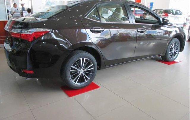 Bán Toyota Corolla Altis năm 2019, màu đen, giá chỉ 751 triệu1