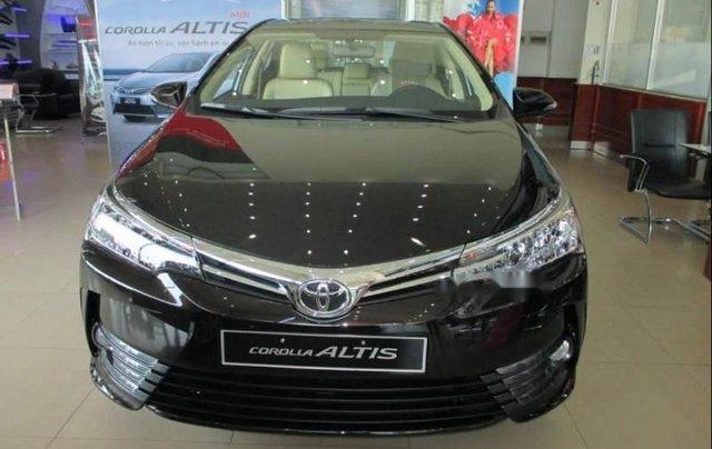 Bán Toyota Corolla Altis năm 2019, màu đen, giá chỉ 751 triệu0