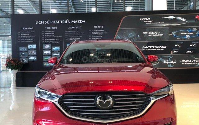 [Mazda An Giang] Mazda CX8 chính thức về An Giang, nhận xe ngay chỉ cần trả trước 360 triệu0