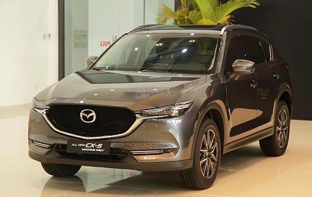 Bán xe Mazda CX 5 2.5 AT 2WD năm 2019, màu xám1