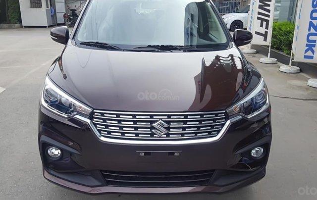 Bán Suzuki Ertiga GLX 1.5 AT đời 2019, màu nâu, nhập khẩu, 549 triệu1