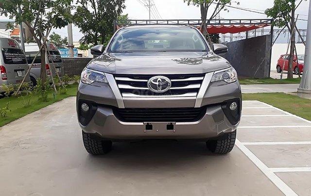 Bán Toyota Fortuner năm sản xuất 2019 giá tốt1
