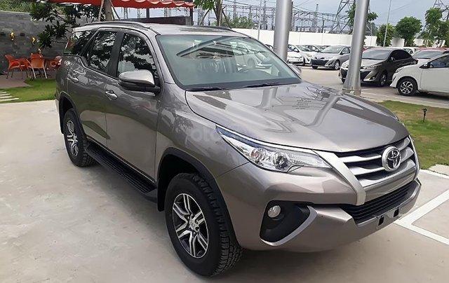 Bán Toyota Fortuner năm sản xuất 2019 giá tốt3