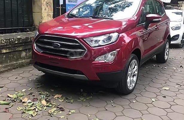 Bán Ford EcoSport đời 2019 giá cạnh tranh0