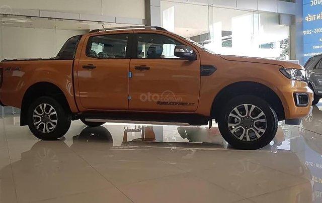 Bán ô tô Ford Ranger Wildtrak 2.0L 4x4 AT 2019, nhập khẩu0