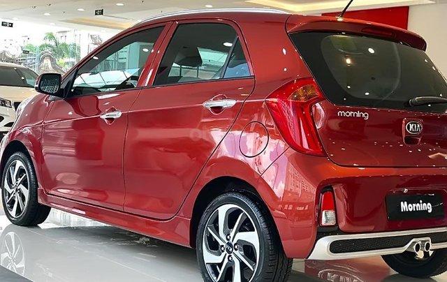 Bán Kia Morning S AT năm sản xuất 2019, màu đỏ, giá chỉ 391 triệu1