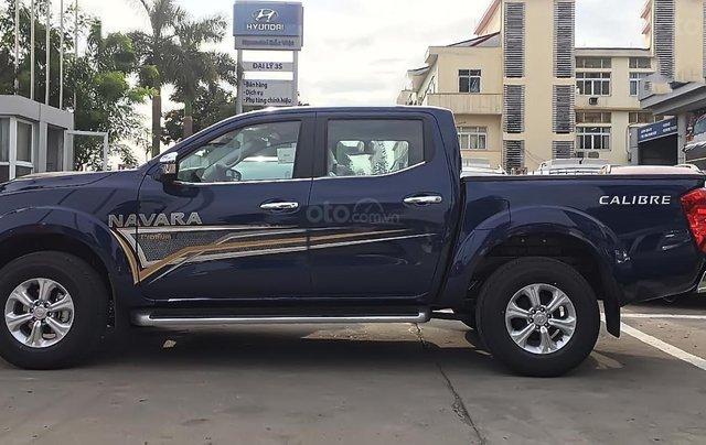 Bán Nissan Navara EL Premium R đời 2019, màu xanh lam, nhập khẩu nguyên chiếc0