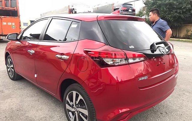 Cần bán Toyota Yaris G 2019, màu đỏ, nhập khẩu giá cạnh tranh1