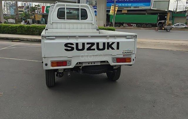 Bán Suzuki Super Carry Pro năm sản xuất 2019, màu trắng, xe nhập1