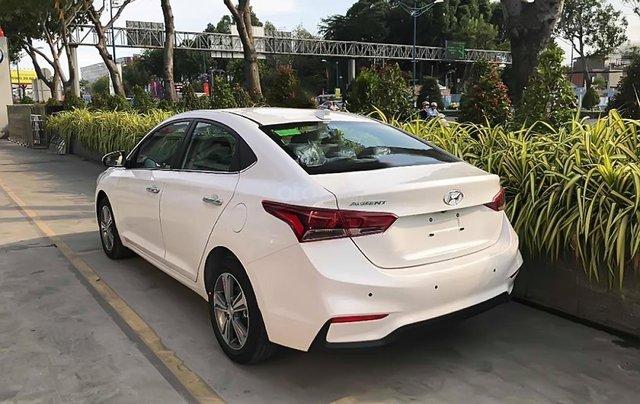 Cần bán xe Hyundai Accent 1.4 ATH đời 2019, màu trắng1