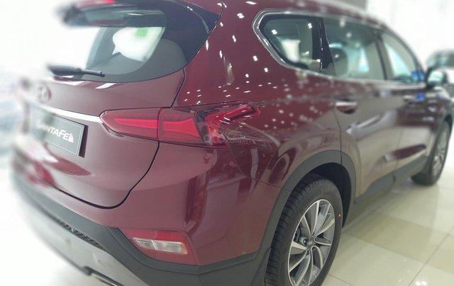 Hyundai Santafe tiêu chuẩn, hỗ trợ ngân hàng 90%, duyệt hồ sơ tỉnh, xe giao ngay, đủ màu7
