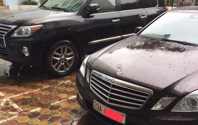 Bán xe Mercedes E250 AMG đời 2012, màu nâu, nhập khẩu0