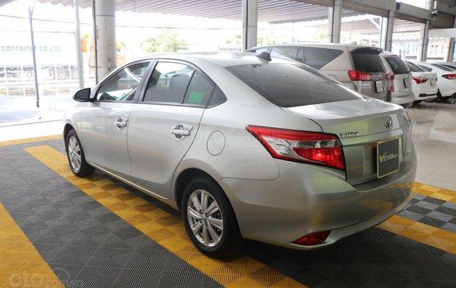Cần bán xe Toyota Vios E 1.5AT sản xuất 2017, màu bạc4