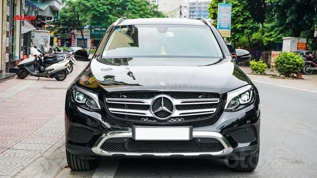 Bán ô tô Mercedes GLC 200 2019 - Chỉ 480 triệu sở hữu ngay0