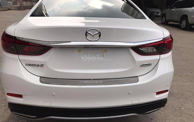 Bán xe Mazda 6 2.0L Premium sản xuất năm 2019, màu trắng, giá tốt1