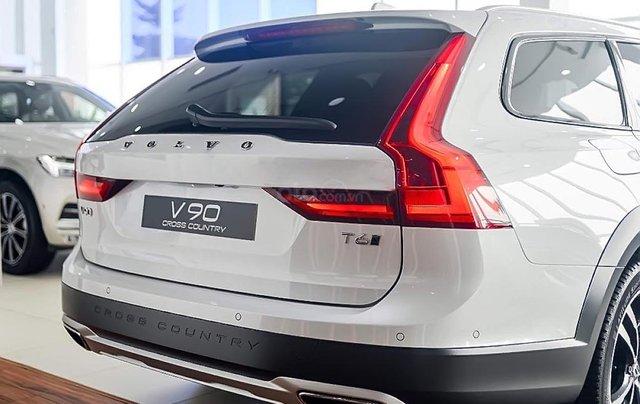Bán Volvo V90 Cross County T6 AWD đời 2019, màu trắng, nhập khẩu1