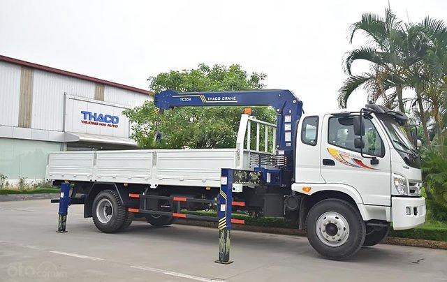 Bán Thaco OLLIN 900B sản xuất 2019, màu trắng, 980 triệu1