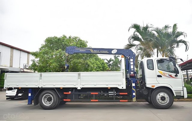 Bán Thaco OLLIN 900B sản xuất 2019, màu trắng, 980 triệu0