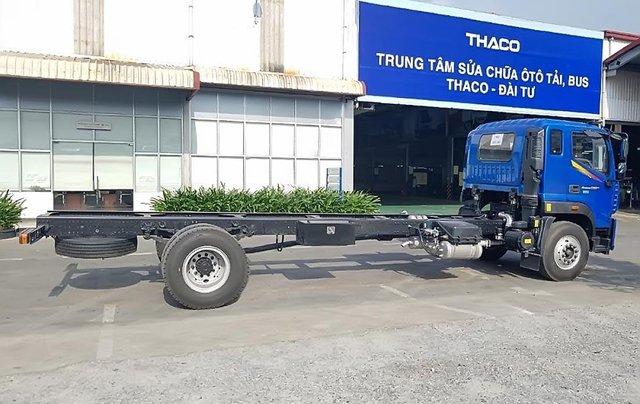 Bán Thaco AUMAN C160 E4 năm sản xuất 2019, màu xanh lam, xe nhập0