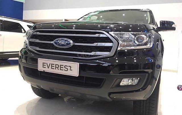 Bán Ford Everest Ambiente 2.0 4x2 AT đời 2019, màu đen, nhập khẩu0