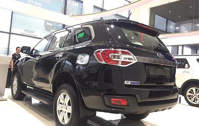 Bán Ford Everest Ambiente 2.0 4x2 AT đời 2019, màu đen, nhập khẩu1